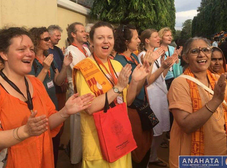 Guided Retreat In India 2018: Option 1 – Full Package