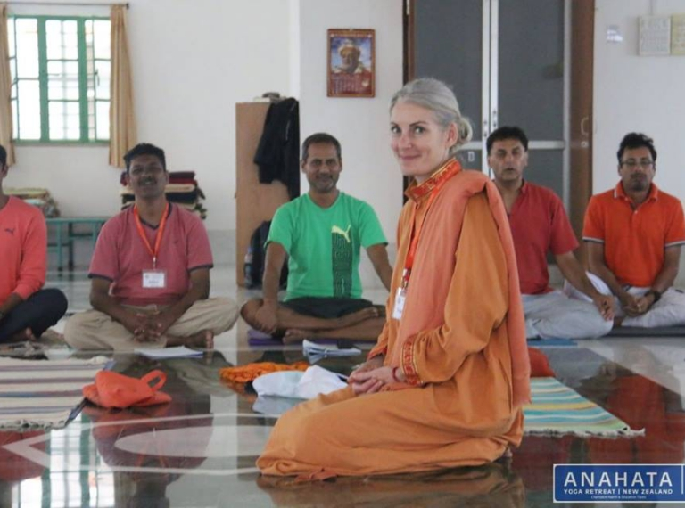 Anahata india retreats