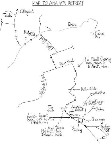 Anahata-map