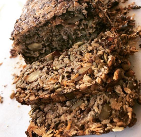 Anahata's Beautiful Seed Bread