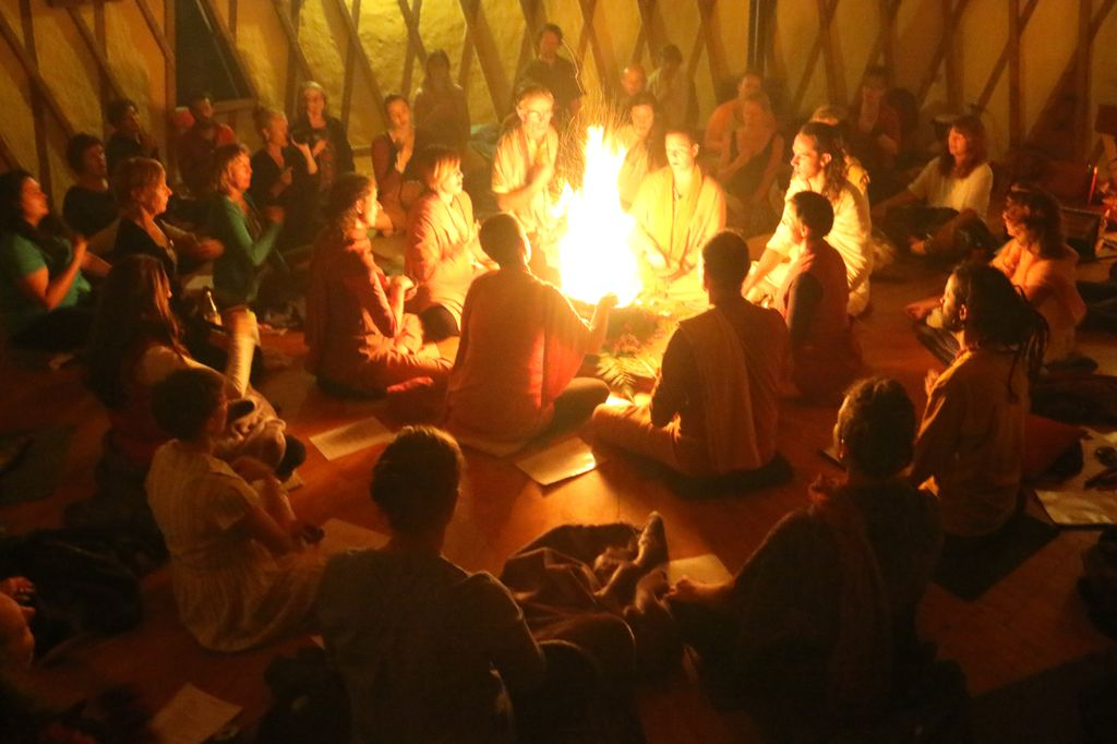 Igniting The Inner Fire Yoga Retreat