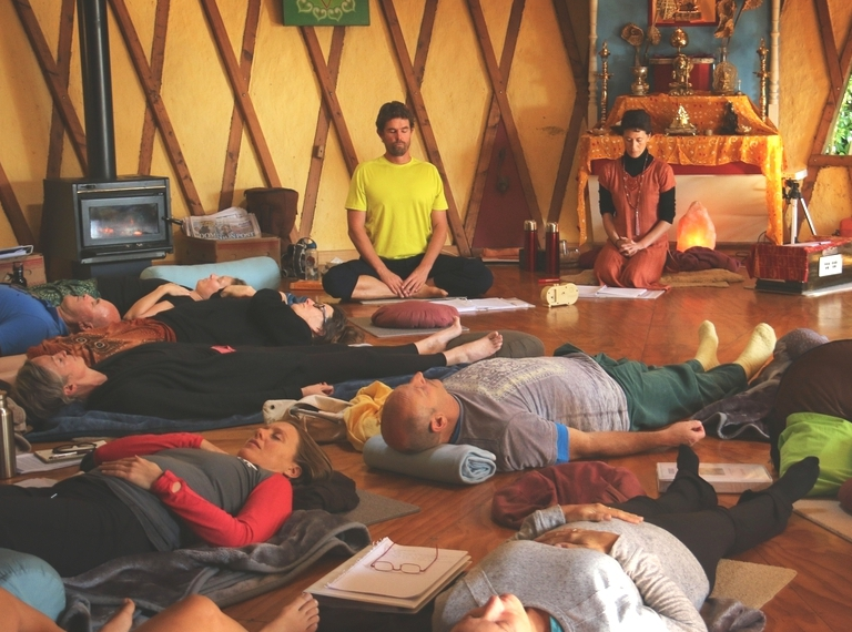 Yoga Nidra & Restorative Yoga Immersion – 5 Day Option