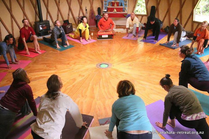 Position For Yoga Teacher Trained In The Bihar Traditions