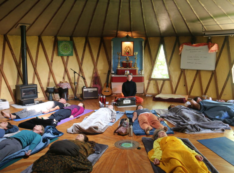 Yoga Nidra & Restorative Yoga Teacher Training – 10 Day Retreat