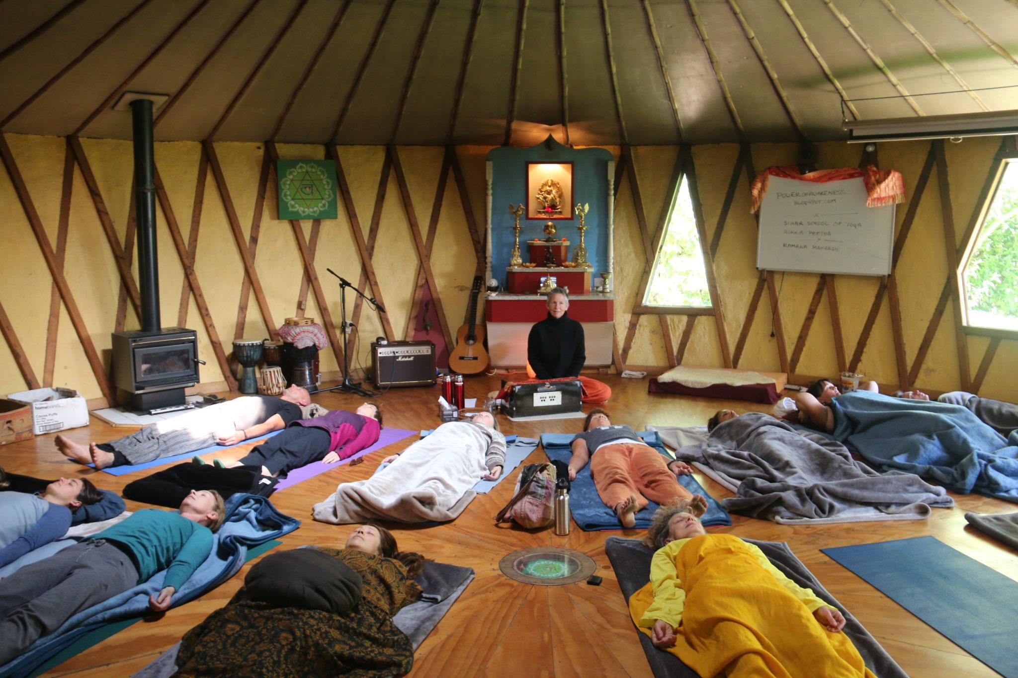 Yoga Nidra & Restorative Yoga Teacher Training – 10 Day Retreat