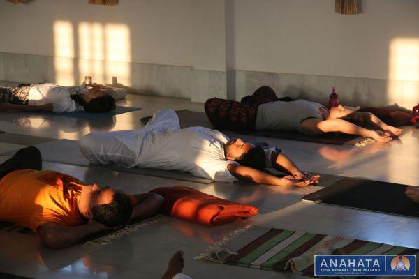 India retreat Rikhia Anahata