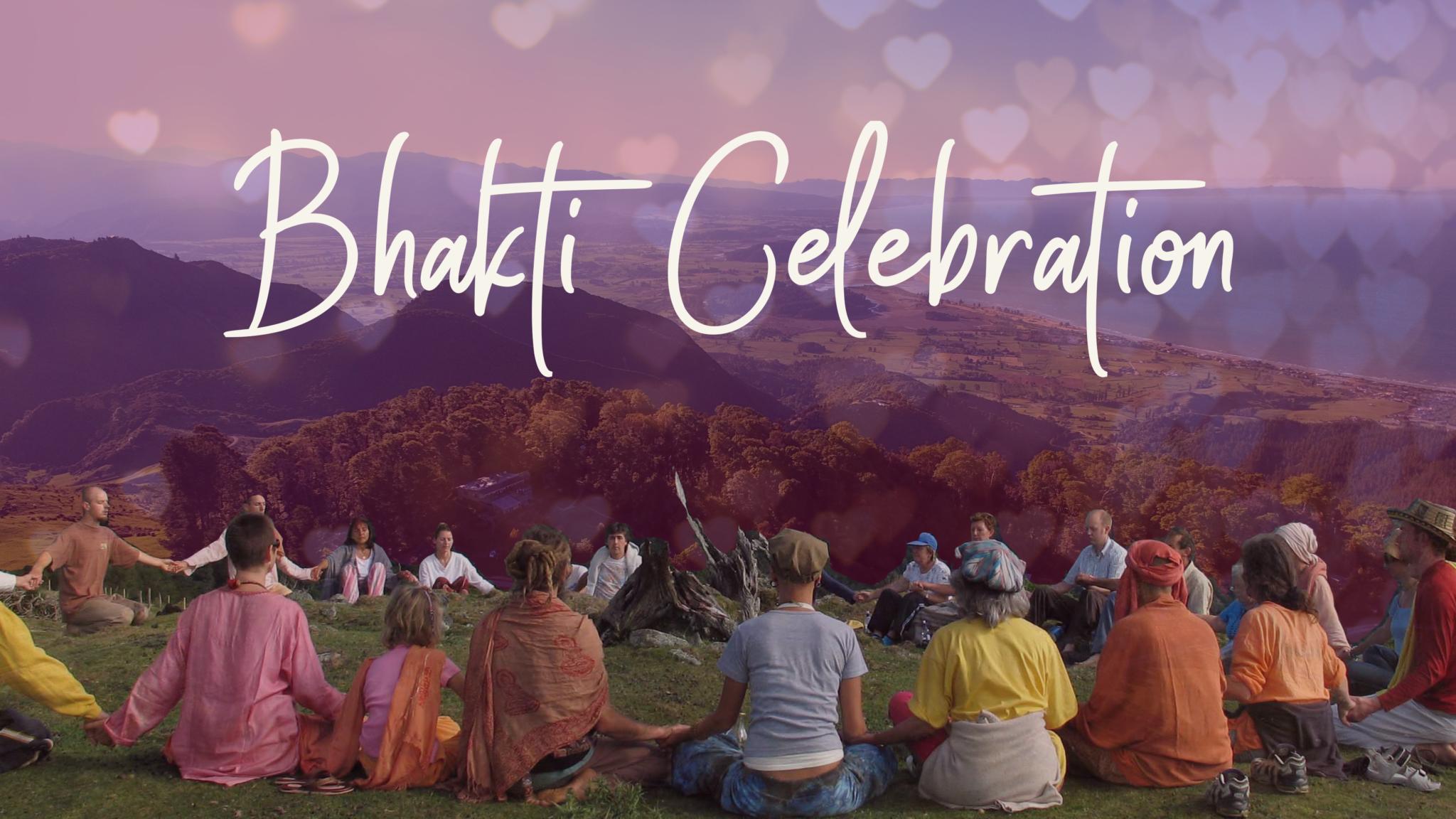 Bhakti-celebration