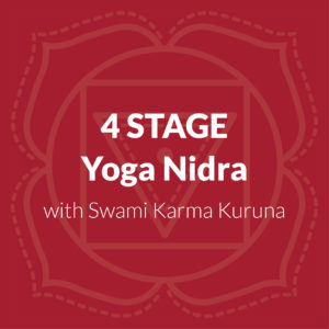 4-Stage Yoga Nidra