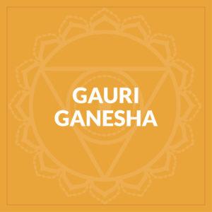 Gauri Ganesha