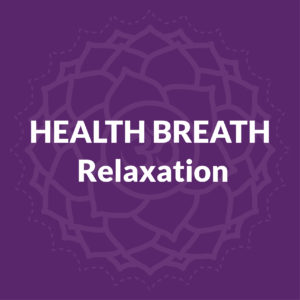 Health Breath Relaxation