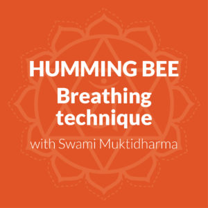 Humming Bee Breathe Technique