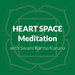 Meditation On Heart Space