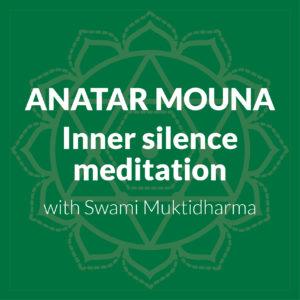 Antar Mouna Inner Silence Meditation