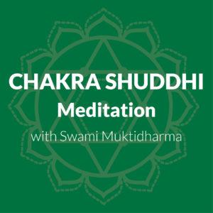 Chakra Shuddhi Meditation