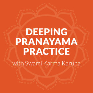 Deepening Practice Pranayama