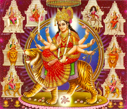 Navaratri: Ten Days Of Durga