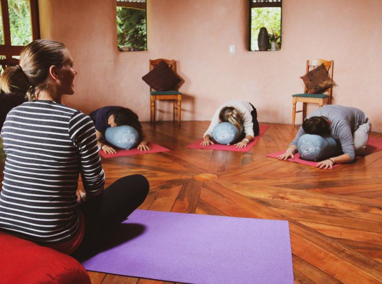 Koha/Donation Online Yoga Classes