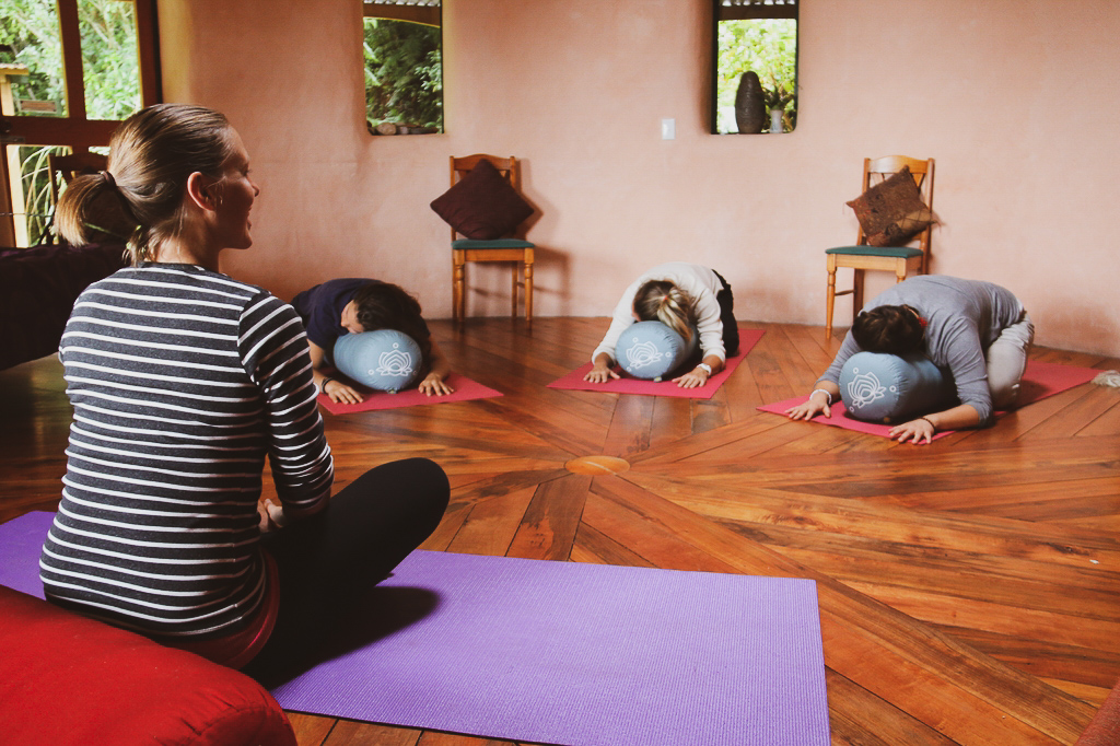 Ten Ways Restorative Yoga Can Heal You