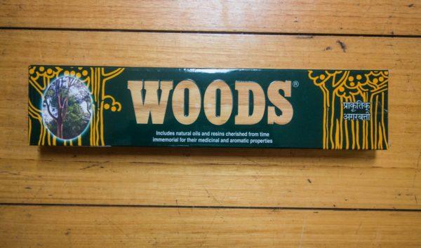 Woods Agarbatti Natural incense