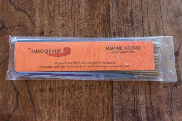 auroshikha incense sticks (Jasmine)