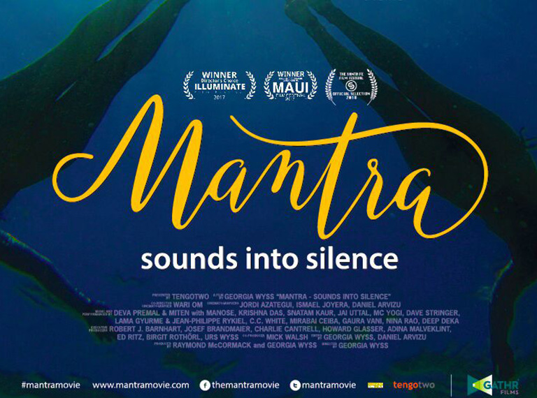 Movie Screening Of Mantra – Sounds Into Silence
