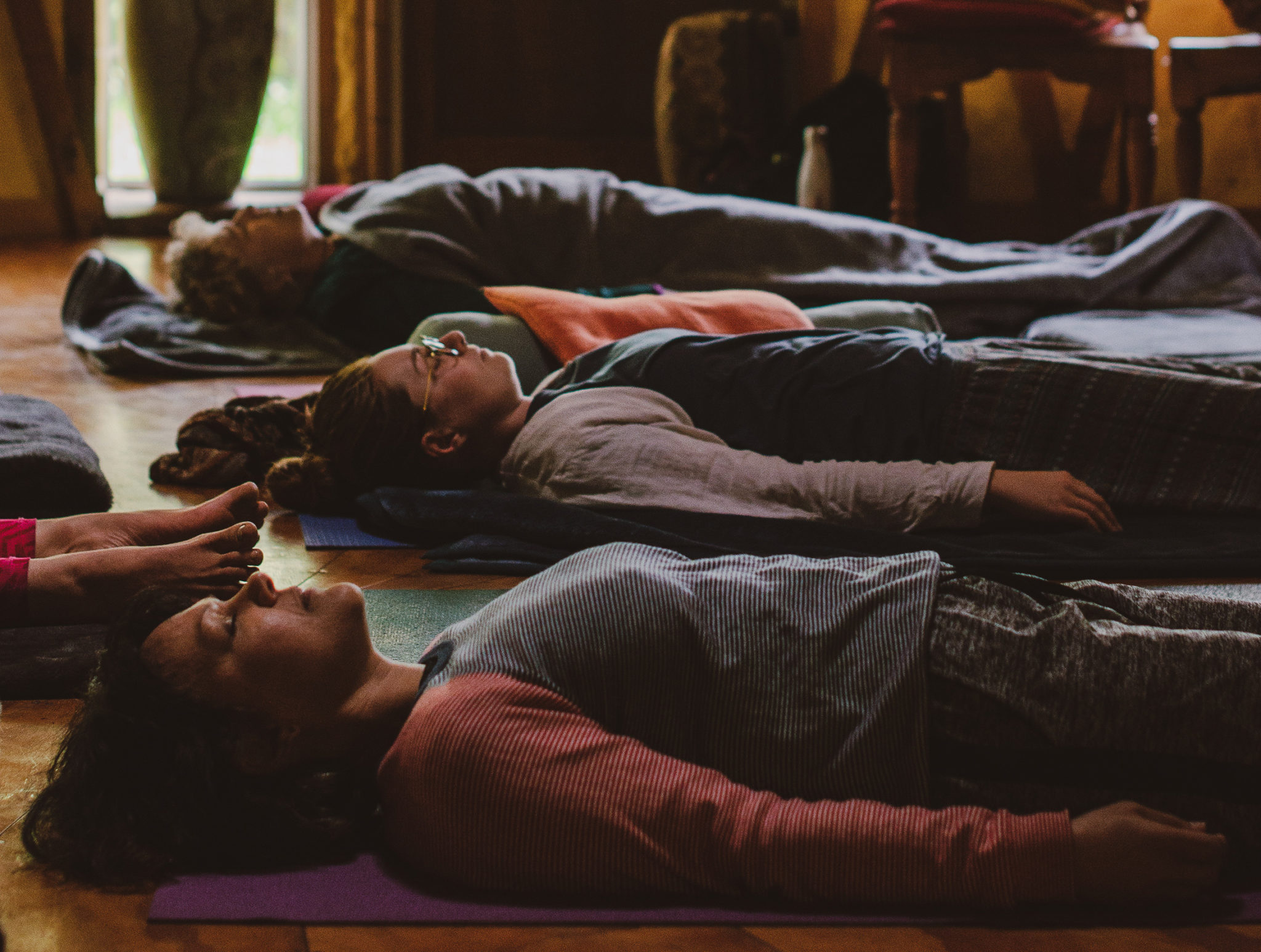 The Power Of Yoga Nidra In Crisis