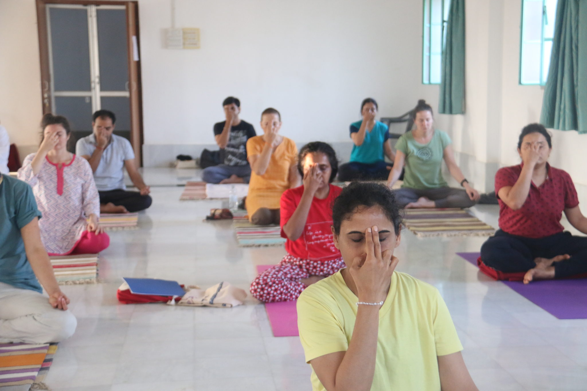 India Retreats - Anahata Yoga Retreat