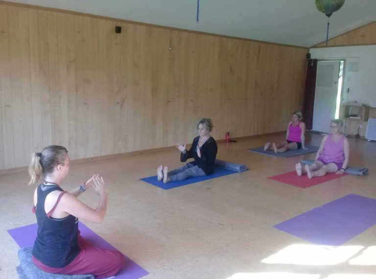 6-week Yoga Immersion: Hatha Yoga & Yoga Nidra Relaxation Class At The Sandcastle