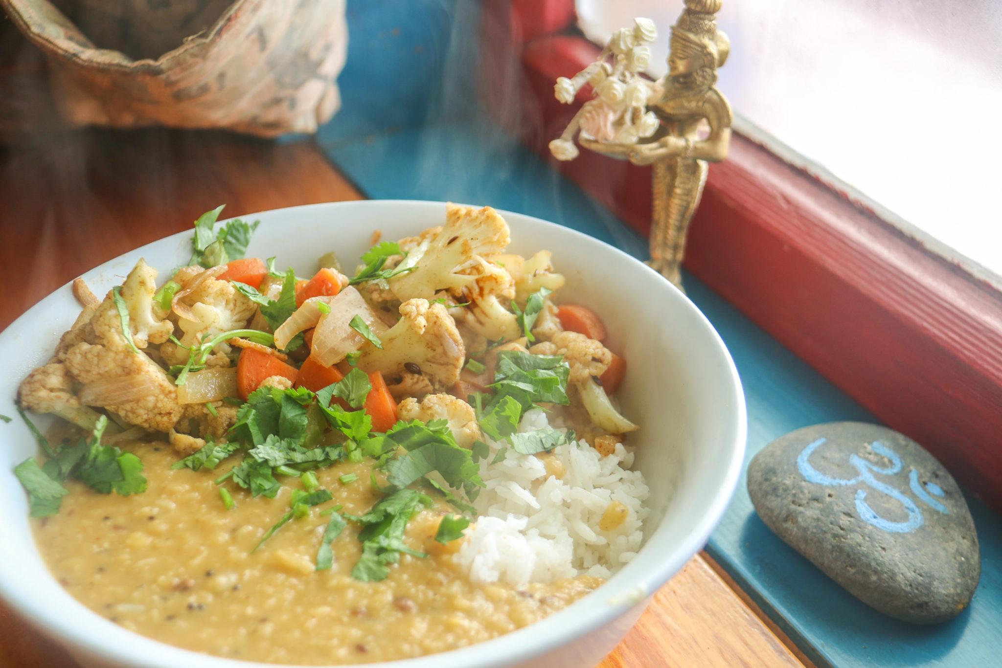 Anahata's Dahl Recipe