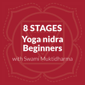 Beginners 8-Stage Yoga Nidra