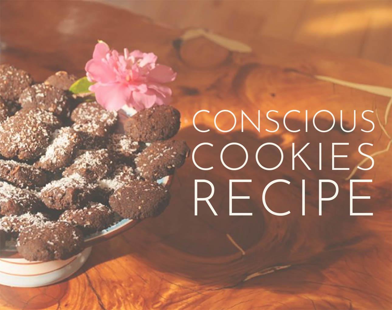 Conscious Cookies Recipe