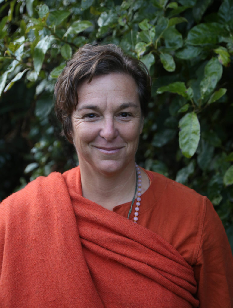 Private yoga training and consultations are offered on a regular basis with Swami Karma Karuna.