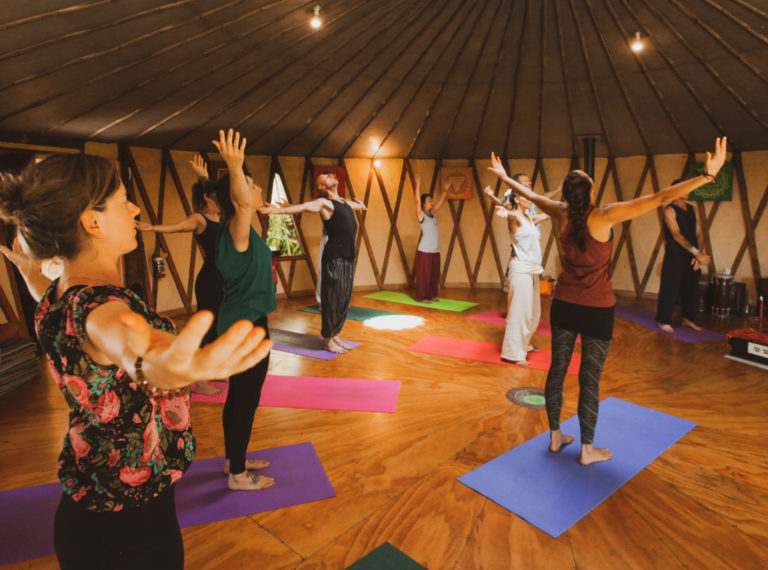Morning Yoga Class – Every Saturday