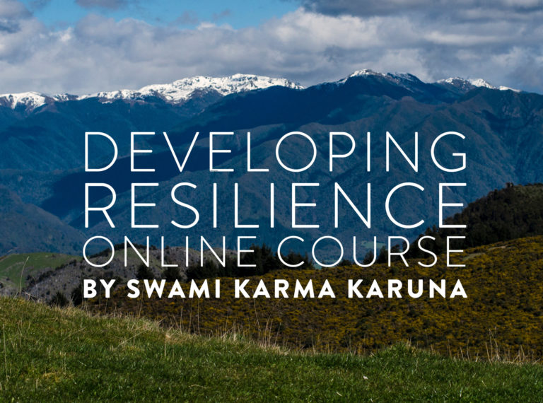 Developing Resilience Online Course