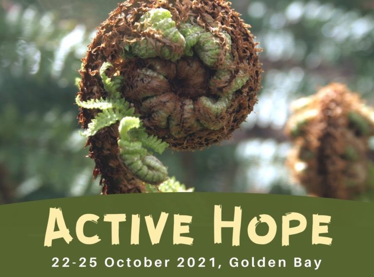 Active Hope – Deep Ecology & Yoga Retreat