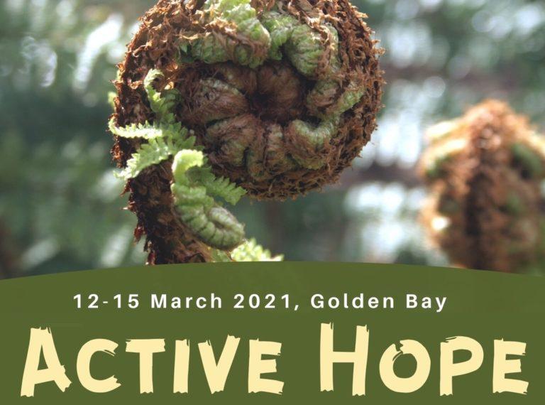 Active Hope – Deep Ecology & Yoga Retreat