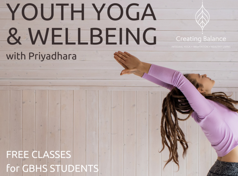 Youth Yoga & Wellbeing