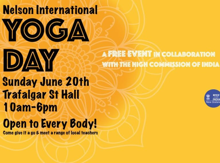 Nelson International Yoga Day 2021